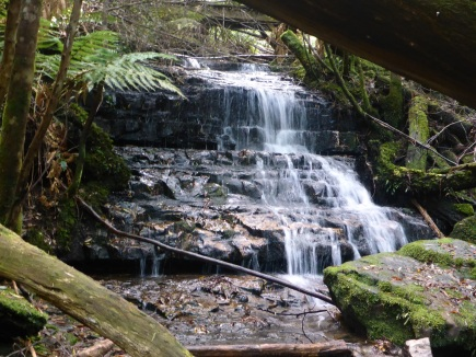 Waterfalls of Mt Wellington