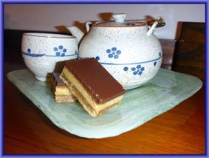 caramel slice 3