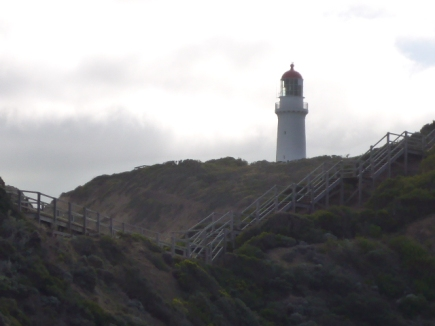 The majestic Cape Schanck Lighthouse