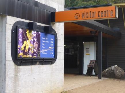 Mt Field visitor centre