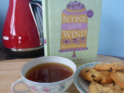 Fruit and nut Cookies (otherwise know as One Flew Over The Cookies Nest) from Scone With The Wind