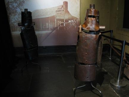 Ned Kelly memorabilia