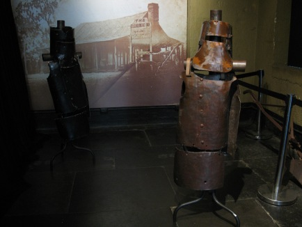 Ned Kelly memorabilia