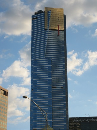 We were up there - Eureka Tower
