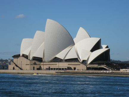 The beauty of the Opera House