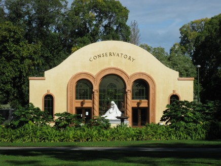 The Conservatory at Fitzroy Gardens
