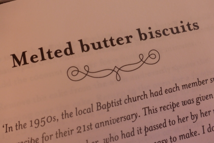 A great biscuit with a great story!