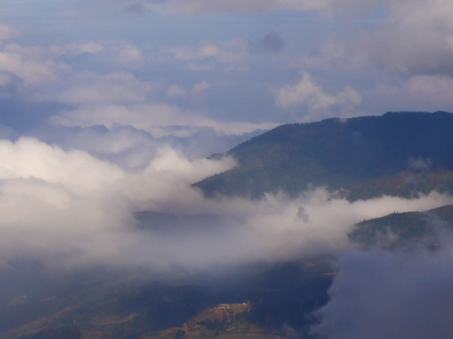 Above the clouds Fansipan Sapa