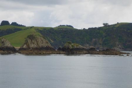 Te Pahi Island
