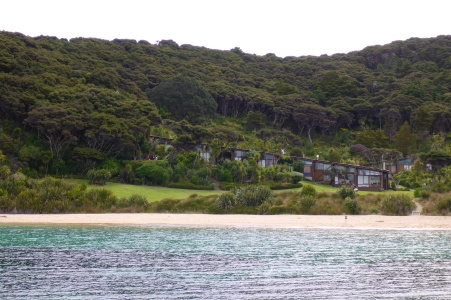 Motukiekie Island Beach