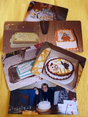A celebration of cakes!